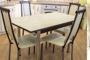 Обеденная зона стол раскладной - Мебельная фабрика «RoMari»