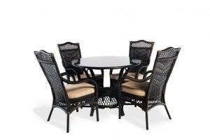 Обеденный комплект Кинант из ротанга - Импортёр мебели «Радуга»