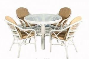 Обеденный комплект Лион - Импортёр мебели «Мебвилл»