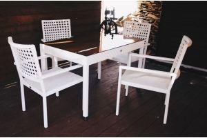 Обеденный комплект ВЕСТА - Мебельная фабрика «ЛЕТО»
