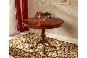 Обеденный круглый стол 51 Пекан - Мебельная фабрика «Дана»