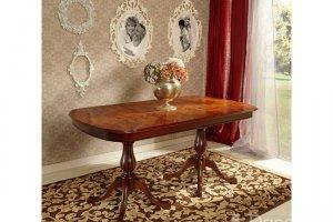 Обеденный овальный стол 50 Раис - Мебельная фабрика «Дана», г. Москва