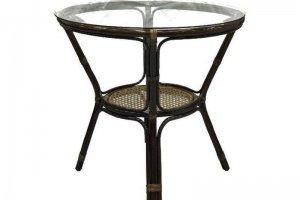 Обеденный стол 02/10 из ротанга - Импортёр мебели «Радуга»