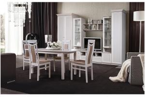 Обеденный стол Амели и стул Амели - Мебельная фабрика «Ярцево»