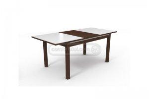 Обеденный стол Барон-4 стекло - Мебельная фабрика «КОМФОРТСТОЛ»