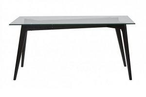 Обеденный стол Джанис черный - Мебельная фабрика «FURNY»