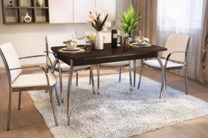 Обеденный стол Elba  - Мебельная фабрика «Евромебель»