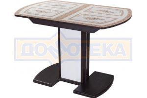 Обеденный стол Гамма ПО на 05 ножке - Мебельная фабрика «Домотека»