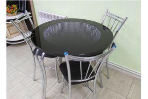 Обеденный стол и стулья - Мебельная фабрика «Люкс-С»