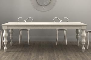 Обеденный стол из дерева Андреа Медичи - Мебельная фабрика «Прогресс»