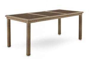 Обеденный стол из ротанга - Мебельная фабрика «Афина-Мебель»