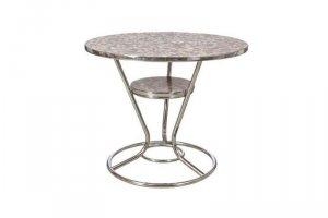 Обеденный стол Круглый 04 - Мебельная фабрика «ENJOY Kitchen»