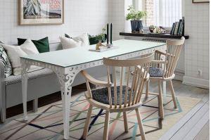 Обеденный стол Premier Light - Мебельная фабрика «DEKONIKA»