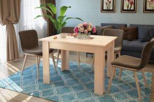 Обеденный стол Rain X - Мебельная фабрика «Евромебель»