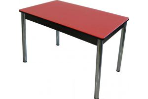 Стол Тэфи красный - Мебельная фабрика «Milio»
