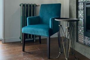 Обеденный стул в английском стиле Гетсби - Мебельная фабрика «Джениуспарк»