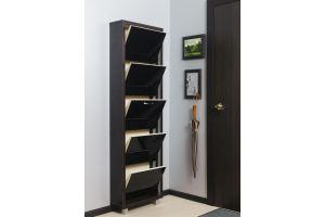 Обувной шкаф 5-ти секционный Люкс - Мебельная фабрика «АЙРОННОРИ»