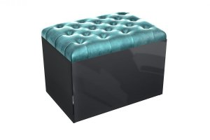 Обувница Графтон 650 Антрацит - Мебельная фабрика «Принцесса Мелания»