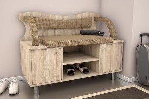 Обувница Маэстро 3 1 - Мебельная фабрика «Алсо»