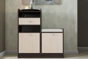 Обувница ОБ 10 - Мебельная фабрика «Ваша мебель»
