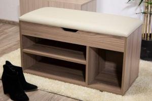 Обувница с откидным верхом - Мебельная фабрика «Гайвамебель»