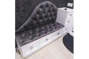 Обувница с сиденьем - Мебельная фабрика «Уют Волга»