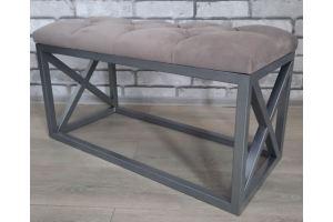 Обувница Saen4 (крашенный металлокаркас) - Мебельная фабрика «Мир Стульев»