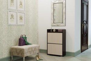 Обувница венге белфорд малая - Мебельная фабрика «Handis»