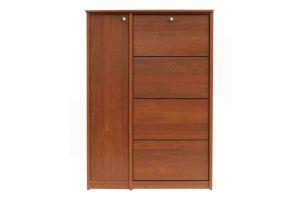 Обувной шкаф Клио 151 - Мебельная фабрика «Красная Мебель»