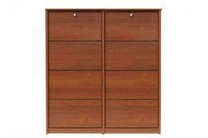 Обувной шкаф Клио 152 - Мебельная фабрика «Красная Мебель»