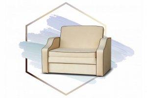 Одноместный диван-кровать Соло 1 - Мебельная фабрика «Мебельный Формат»
