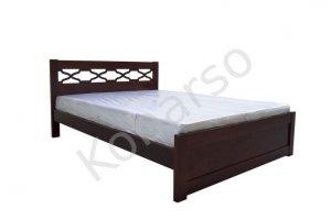 Односпальная кровать Апрель - Мебельная фабрика «МуромМебель»