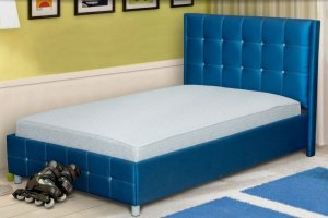 Односпальная кровать Августа - Мебельная фабрика «МебельДа»