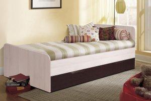односпальная кровать Лира 1 - Мебельная фабрика «Мебель-класс»