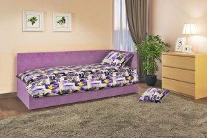 Односпальная кровать Лира - Мебельная фабрика «Релакс»