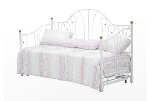 Односпальная кровать-софа Лира - Мебельная фабрика «Металлодизайн»