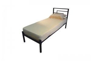 Односпальная кровать Таис-1 - Мебельная фабрика «Металл Конструкция»