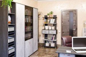 Офисная мебель комплект - Мебельная фабрика «Антей»