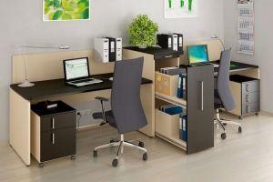 Офисная мебель ЛДСП - Мебельная фабрика «Универсал Мебель»