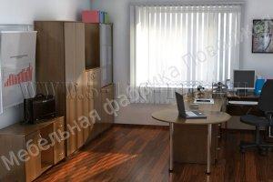 Офисная мебель Оптима плюс - Мебельная фабрика «Поволжье»
