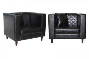 Офисное кресло Неаполь - Мебельная фабрика «Майя»