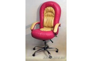 Офисное кресло руководителя Шарман - Мебельная фабрика «Креслов»
