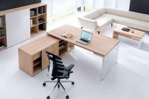 Офисный кабинет Of 001 - Мебельная фабрика «Мебель и Я»