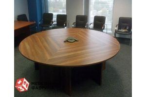 Офисный конференц-стол Орех - Мебельная фабрика «3+2»