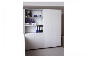 Офисный шкаф Сигма 3С - Мебельная фабрика «Мебель-комфорт»