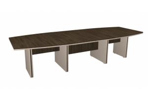 Офисный стол для заседаний 100/1 VN - Мебельная фабрика «FUTURA»