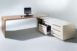 Офисный стол Of 004 - Мебельная фабрика «Мебель и Я»