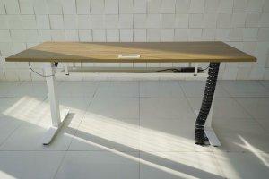 Офисный стол Стоя-Сидя level - Мебельная фабрика «LEPOTA»