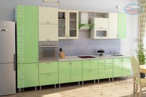 Кухонный гарнитур Олива - Мебельная фабрика «Экспо-мебель»