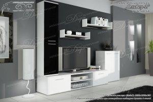 Гостиная Оливер-2 - Мебельная фабрика «Дара»